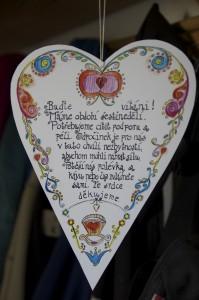 šestinedělní srdce